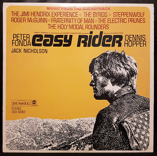 "Various ‎– ""Easy Rider (Music From The Soundtrack)"" (US 1969)"