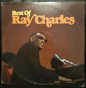 "Ray Charles ‎– ""Best of Ray Charles"" (US 1979)"