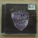"The Prodigy ‎""Their Law: The Singles"" Фирменный CD Made in Italy"