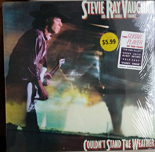 Stevie Ray Vaughan & Double Trouble_Couldn't Stand The Weather