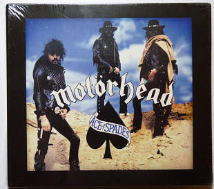 Motörhead ‎– Ace Of Spades, фирменный 2CD, запечатан