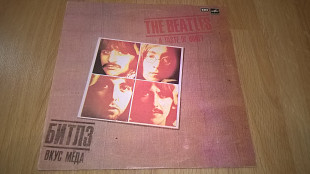 The Beatles / Битлз (A Taste Of Honey / Вкус Меда) 1963. (LP). 12. Vinyl. Пластинка. Латвия.