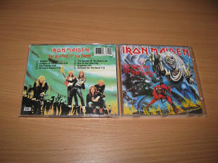 IRON MAIDEN - The Number Of The Beast (1982 EMI 1st press, UK)
