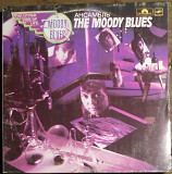 The Moody blues – The over side of life (C60 26203 009) VG+ / NM