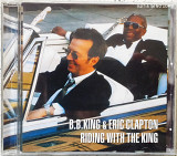 B.B.King & Eric Clapton - Riding With the King (2000)