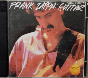 Frank Zappa - Guitar 2CD (1988)