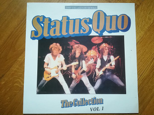 Статус Кво-Status Quo-The collection-Vol. 1 (лам. конв.)-NM-Россия