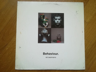 Pet shop boys-Behaviour-Ex.+-Россия