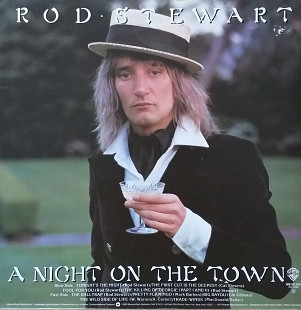 "Rod Stewart ""A night on the town"""