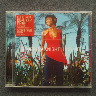 "Beverley Knight ""Who I Am"" Фирменный CD"