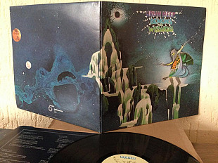 "Пластинка Uriah Heep ‎"" Demons And Wizards "" 1972 Bronze ‎– BRNA 193 UK ORIGINAL"