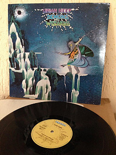 "Пластинка Uriah Heep ‎"" Demons And Wizards """