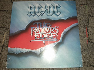 AC/DC - THE RAZORS EDGE USA s/s ЗАПЕЧАТАНАЯ 800