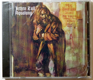 Фирменный CD Jethro Tull ‎– Aqualung, запечатан