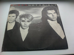 Duran Duran ‎– Notorious ( Electronic, Pop) ЕХ/ЕХ