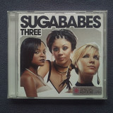 "Sugababes ""Three"" Фирменный CD"