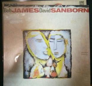 Bob James & David Sanborn-Double Vision-запечатан