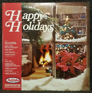 "Various ‎– ""Happy Holidays Album 10"" (US 1974)"