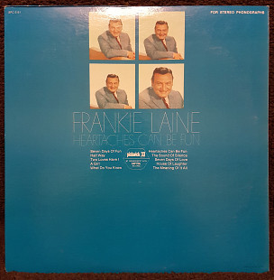 "Frankie Laine ‎– ""Heartaches Can Be Fun"" (US 1978)"