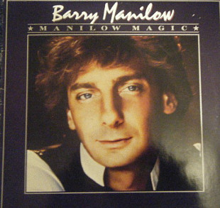 BARRY MANILOW Manilow Magic 1983 Ger Arista NM-\NM- Sticker