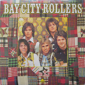 BAY CITY ROLLERS Bay City Rollers (Compilation) 1975 USA Arista NM\NM-