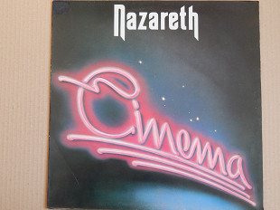 Nazareth ‎– Cinema (Vertigo ‎– 830 300-1, Holland) EX+/NM-