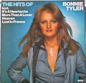 BONNIE TYLER The Hits Of Bonnie Tyler 1978 Ger RCA NM-\EX+(+)