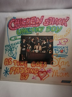 Пластинка CHICKEN SHACK-Unlucky Boy