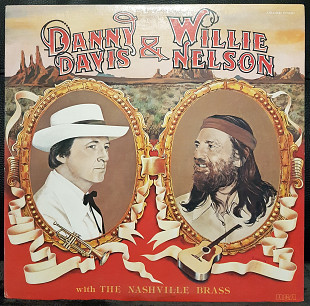 Danny Davis & Willie Nelson With The Nashville Brass (US 1980)