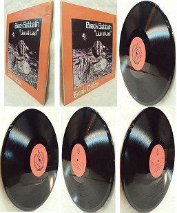 Black Sabbath-Live At Last
