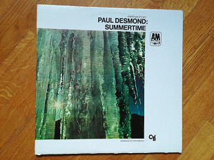 Paul Desmond-Summertime-Ex.-Югославия