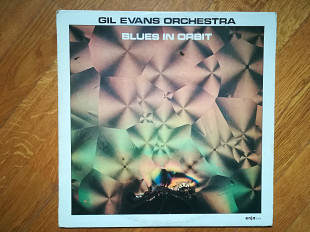 Gil Evans orchestra-Blues in orbit (2)-Ex.+-Югославия