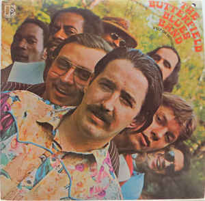 BUTTERFIELD BLUES BAND Keep On Moving 1969 USA Elektra EX+\NM-