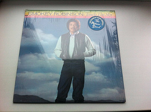 Smokey Robinson ‎– Touch The Sky US 1983 ( Rhythm & Blues, Soul) ЕХ+/EX+