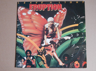 Eruption – Leave A Light (Music-Box ‎– SMB 40056, Greece) EX+/NM-
