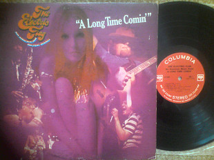 Electric Flag ‎\ A Long Time Comin' 1968 USA Orig.