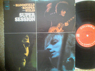 Mike Bloomfield / Al Kooper / Steve Stills ‎– Super Session 1968 USA