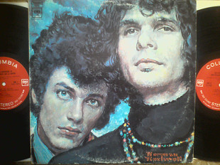 2Lp Mike Bloomfield & Al Kooper\ Live Adventures 1968 USA