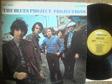 Blues Project ‎\ Projections 1966 USA Blues Rock, Psychedelic Rock Orig.