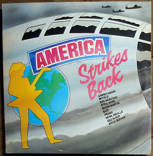 Various ‎– America Strikes Back (1980)(Capitol Records ‎– SS 5 made in UK)
