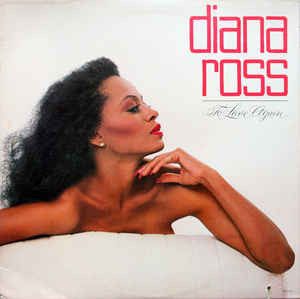 DIANA ROSS To Love Again 1981 USA Motown EX+\NM-