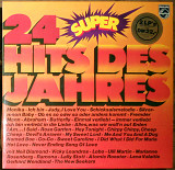 Various ‎– 24 Super Hits Des Jahres (2LP)(made in Germany)