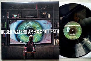 Roger Waters - Amused to Death 2LP (новодел)