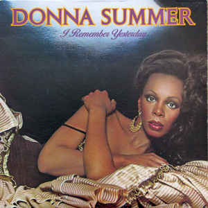 DONNA SUMMER I Remember Yesterday 1977 USA Casablanca NM-\EX+