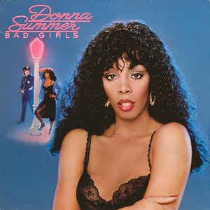 DONNA SUMMER Bad Girls (2LP) 1979 Ger Casablanca EX+\EX+\NM- GF\2xOIS