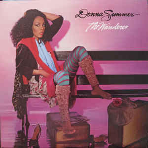 DONNA SUMMER The Wanderer 1980 USA Geffen NM-\NM- OIS