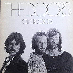 DOORS Other Voices 1971 USA Elektra EX\EX+(NM) GF
