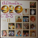 Various ‎– El Disco De Oro CBS, Vol. II (made in USA)