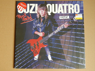 Suzi Quatro ‎– Rock Hard (Let Them Eat Vinyl ‎– LETV344LP, UK, Red Vinyl) Sealed