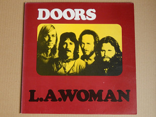 The Doors ‎– L.A. Woman (Elektra ‎– K 42090, UK) NM-/NM-